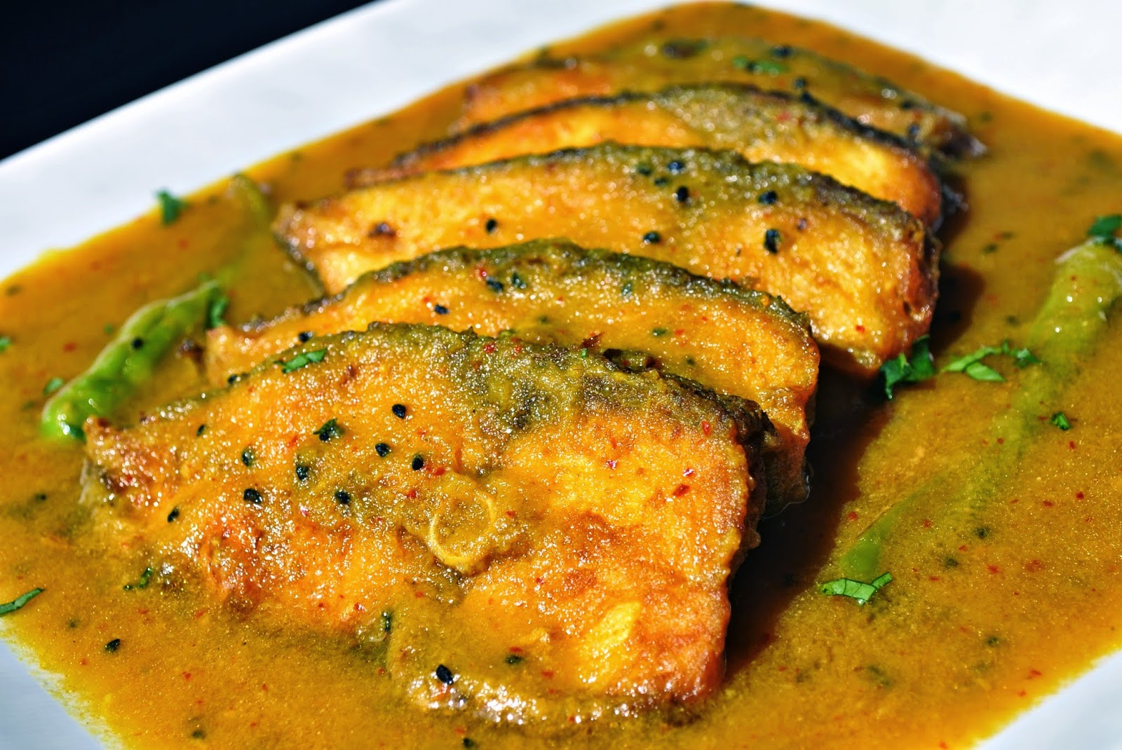 An obsession called ilish maachh for Saltwater fish food