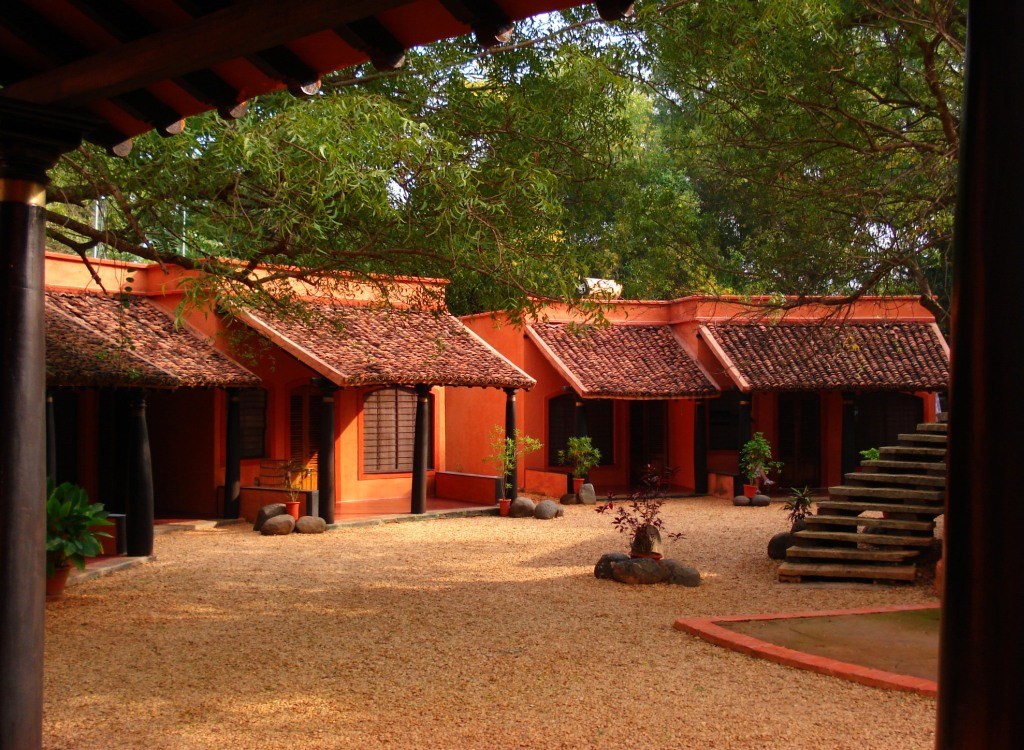 Auroville-Athithigriha