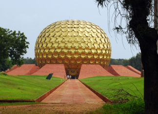 Matri-mandir-Auroville-pondicherry