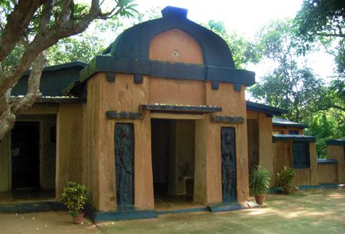 Shantiniketan- Shyamali