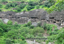 Ajanta caves - Aurangabad