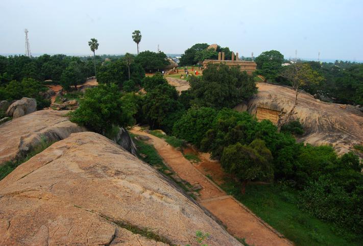 Clean-Mahabalipuram