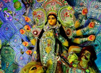 Ma Durga puja