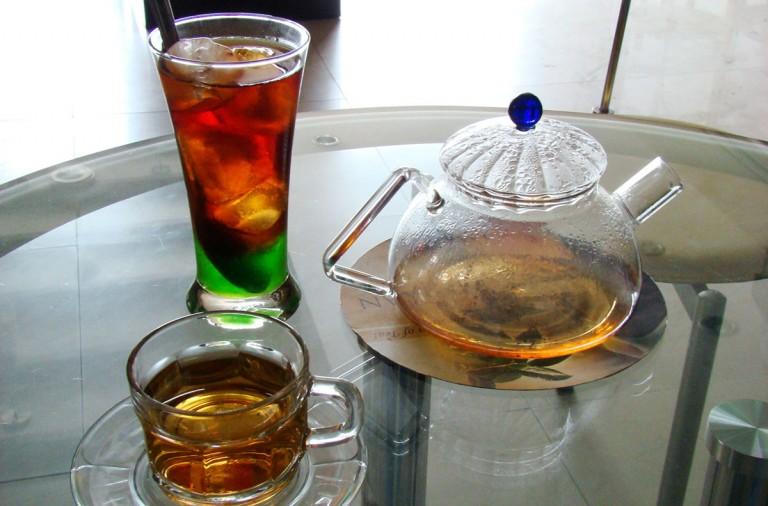 Finjaan-tea
