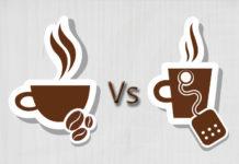 Coffee Vs Tea