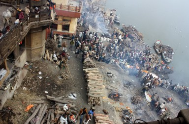 Ganga river pollution