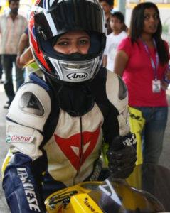 Alisha Abdullah Biker