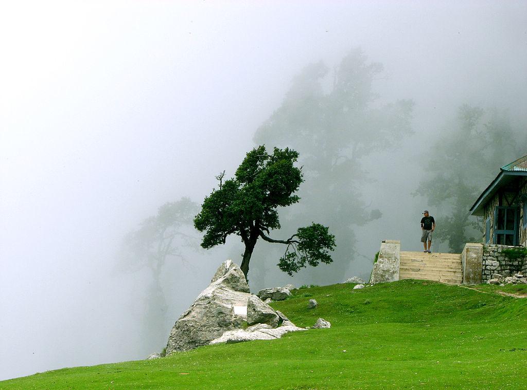 Dhauladhar Range -Mcleod_Ganj_Himachal_Pradesh