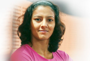Indian sports women Geeta Phogat