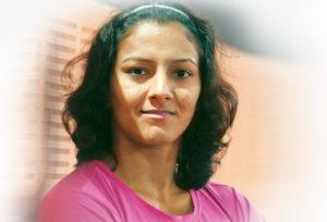 Indian sports women Geeta Phogat