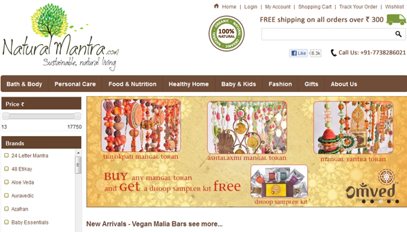 eco-friendly products - Natural-Mantra