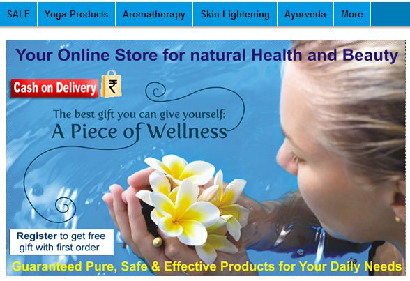 eco-friendly products - Wellnessocean organic spa products