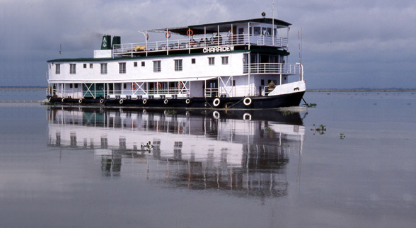 Offbeat Travel Destinations - Brahmaputra-river-cruise