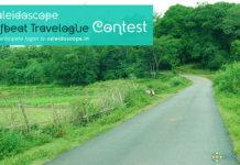 offbeat travelogue contest