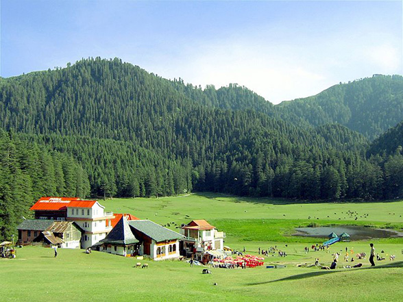 Offbeat Travel Destinations - Khajjiar