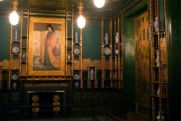 origin of artistic - Paint Whistler Room