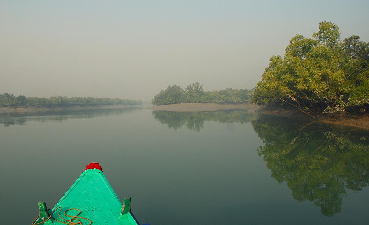Canals-Sundarbans