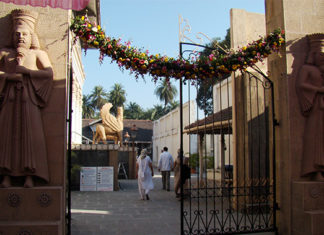 Udvada-Parsi-fire-temple