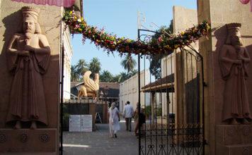 Udvada-Parsi-fire-temple