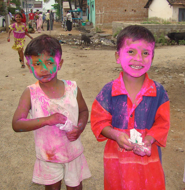 Move away from Hazardous Holi - harmful holi colors