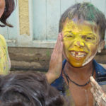 Eco-friendly Ideas - Children Holi colour