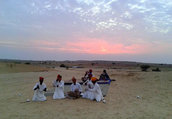 Jaisalmer singers