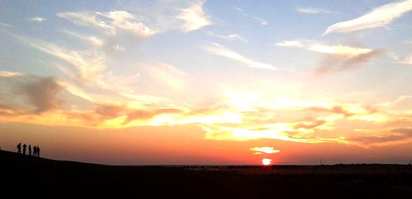Jaisalmer sunset
