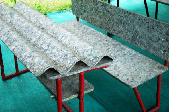 Eco-friendly Ideas India - Recycled plastic furniture by Daman-Ganga