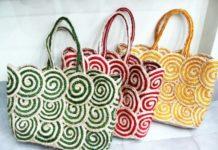 Eco-friendly Banana Fiber Bag