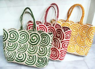 Eco-friendly Banana Fiber Bag