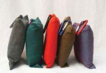 SmallSteps foldable bag
