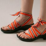 Eco-friendly Ideas - Stylish Eco-friendly Sandals by Mohop | Source: Saturday Persimmon
