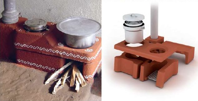 Eco-friendly Ideas from India - Low Smoke Chulha by Philips