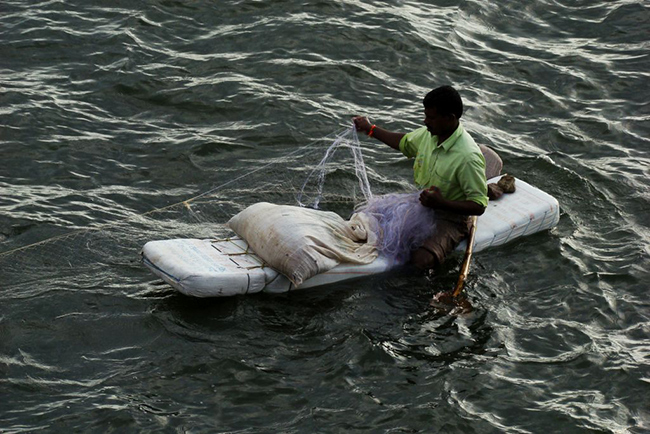 Nualgi - Lake fisherman