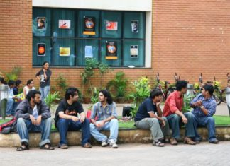 Manipal campus students-Sunnyq2010
