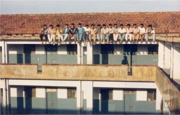 Memories of Manipal - Boys Hostel of MIT 1997