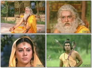 Doordarshan - Ramayan TV series | Courtesy: Banglatorrents