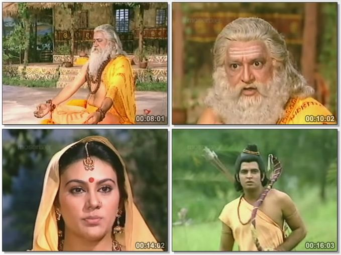 Ramayana TV series (20 DVD Set)