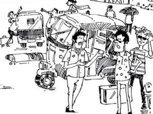 Bargaining with Auto Rajas of Bengaluru