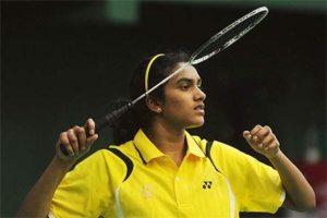 National Sports Day - New Badminton star - P V Sindhu