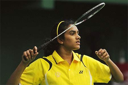 National Sports Day - New Badminton star - P V Sindhu