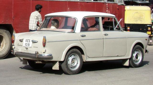 Premier Padmini alias Fiat