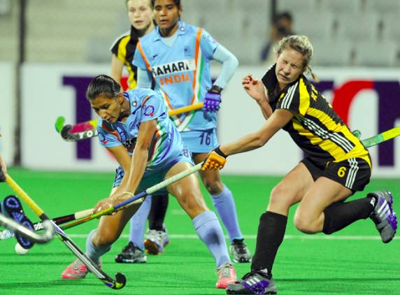 National Sports Day - Indian women's hockey team