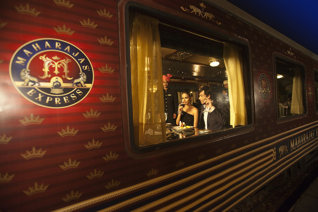 Luxury Trains of India - The Maharajas' Express