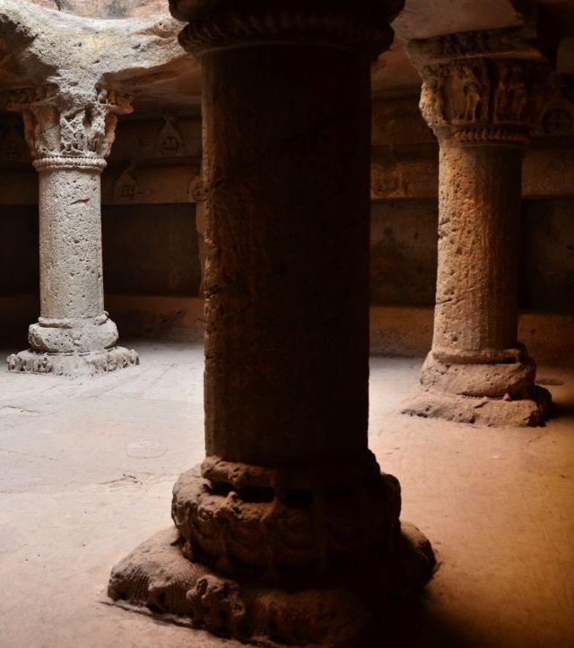 Junagadh - Buddhist Caves in Junagadh