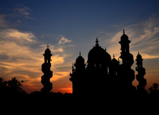 Mahabat-Maqbara,-Junagadh,-Gujarat