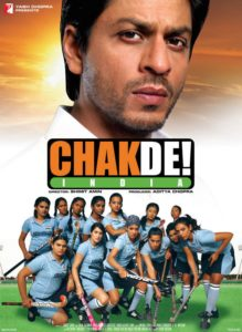 movies on sports -Chak De! India