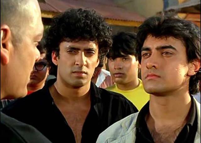 Aamir Khan, Mamik Singh in Jo Jeeta Wohi Sikandar