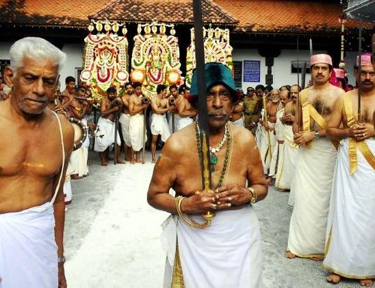 Treasure hunts in Indian - Padmanabhaswamy Temple