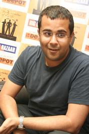 Chetan Bhagat   Goodreads Inc